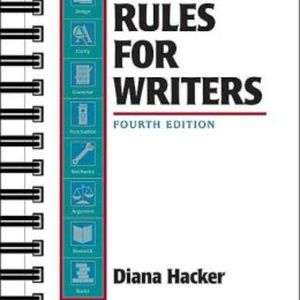 VGUC Rules for Writers 4th Edition ringbound